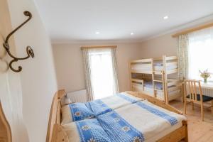 Familienzimmer in Lunz am See - Urlaub am Moaserhof