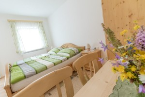 Doppelzimmer in Lunz am See - Urlaub am Moaserhof