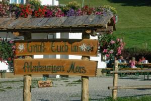 Almheuriger - Lunz am See / Maiszinken - Moaserhof