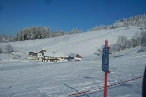 Skihütte - Lunz am See / Maiszinken - Moaserhof